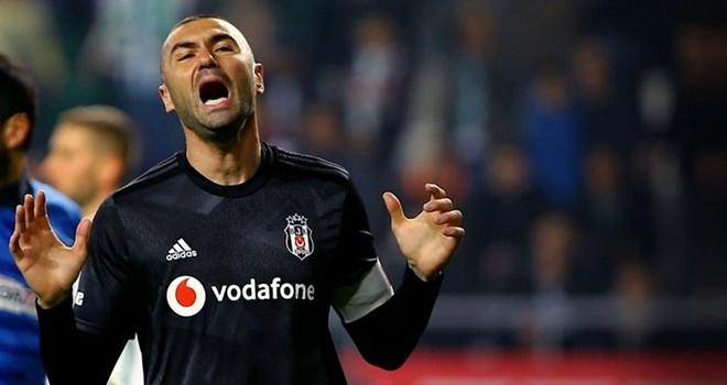 Beşiktaş'ta flaş Burak Yılmaz gelişmesi