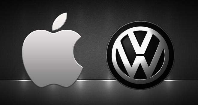 Apple ile Volkswagen'den işbirliği