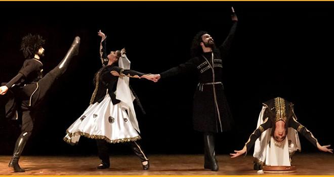 Beşiktaş'ta Anadolu Halk Dansları Gecesi