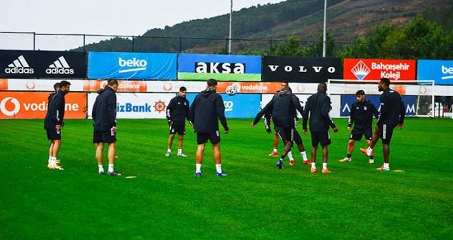 M. Başakşehir maçının hazırlıkları sürüyor