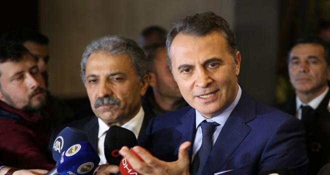 Başkan Fikret Orman'dan bildiri açıklaması