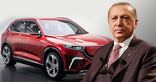 Cumhurbaşkanı Erdoğan'dan yerli otomobil fiyat açıklaması