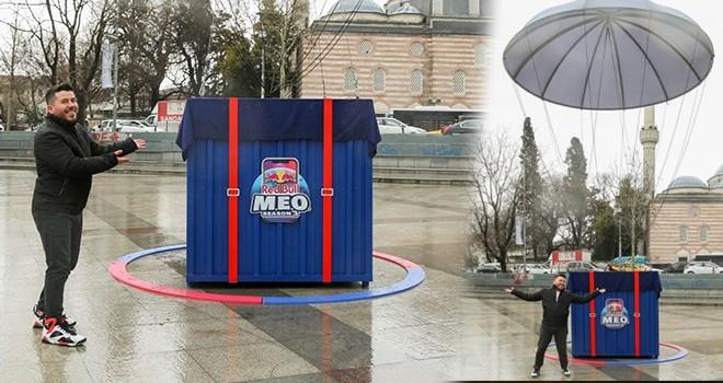 PUGB MOBILE air drop kutusu Beşiktaş'a indi
