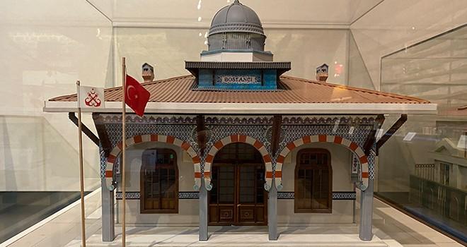 İstanbul'un İskeleleri Rahmi Koç Müzesi'nde