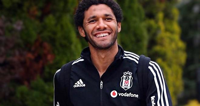 Beşiktaş, Elneny için 15 milyon sterlin ödeyecek