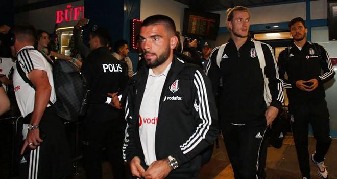 Kartal Trabzon'da!