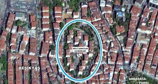 TOKİ Beşiktaş'taki milyarlık araziyi satılığa çıkardı