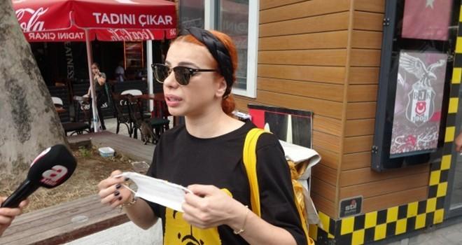 Beşiktaş'ta maske takmayıp ceza kesilen vatandaştan ilginç savunma