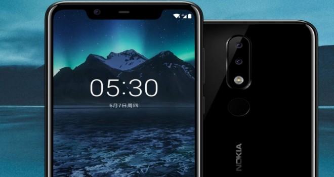 Nokia X5 Çin'de tanıtıldı