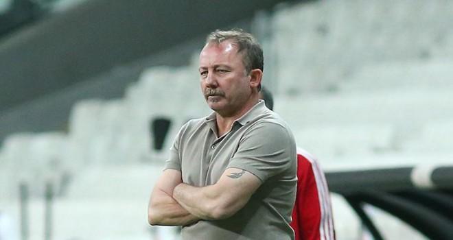 Sergen Yalçın: 'Oyuncularımı tebrik ediyorum'