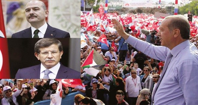Cumhurbaşkanı Erdoğan sahaya iniyor