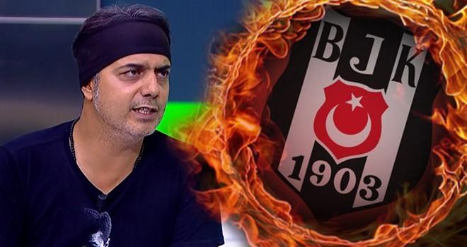 Ali Ece'den Beşiktaş yönetimine ve Sergen Yalçın'a övgüler