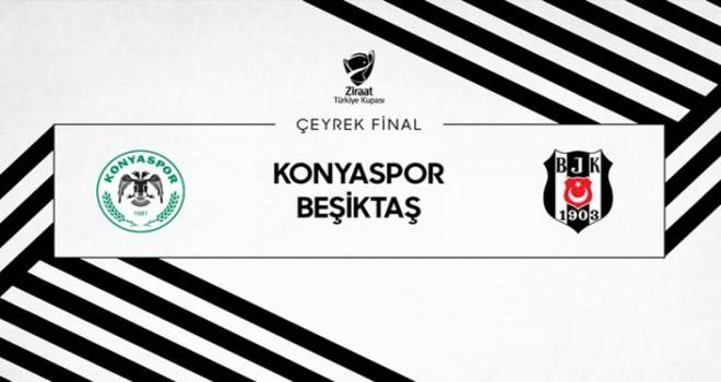 Türkiye Kupasında rakip Konyaspor