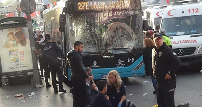 Beşiktaş'ta durağa dalan otobüs şoförüne 134 yıl hapis cezası
