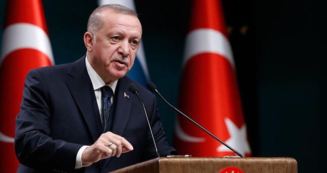 Cumhurbaşkanı Erdoğan: 200 milyar doların üzerinde bir ihracata imza atacağız