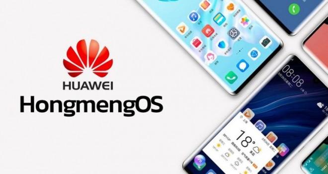 Huawei'nin yeni işletim sistemi: HongmengOS