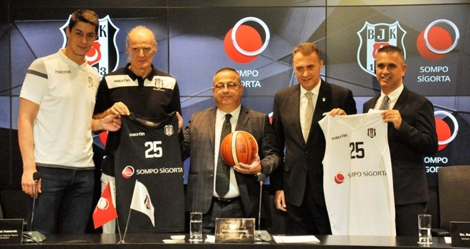 Beşiktaş JK ve Sompo Sigorta iş birliği