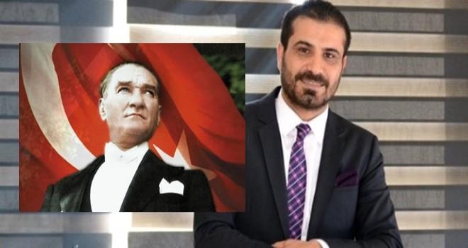 Serkan Toper biz Beşiktaş'ın çocuğuz dedi. Atatürk Tweet'i heyecan yarattı