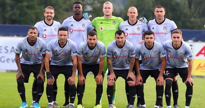 Beşiktaş – Udinese: 0-2