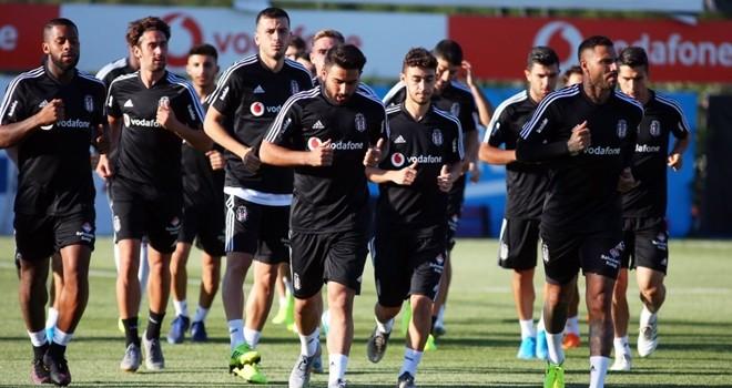 Beşiktaş yeni sezona aralıksız hazırlanıyor
