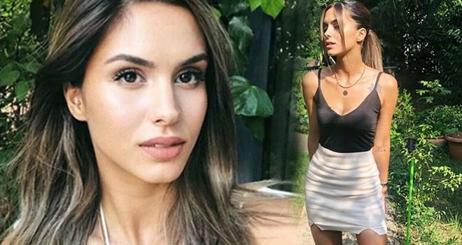Ünlü oyuncu Etiler'de sevgilisi ile tartışınca polis çağrıldı