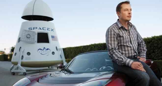 Elon Musk'ın projeleri sürüyor
