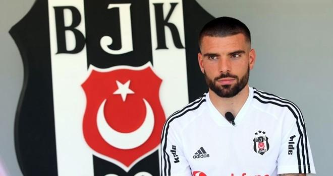 Gelmemim en büyük nedeni Beşiktaş taraftarı