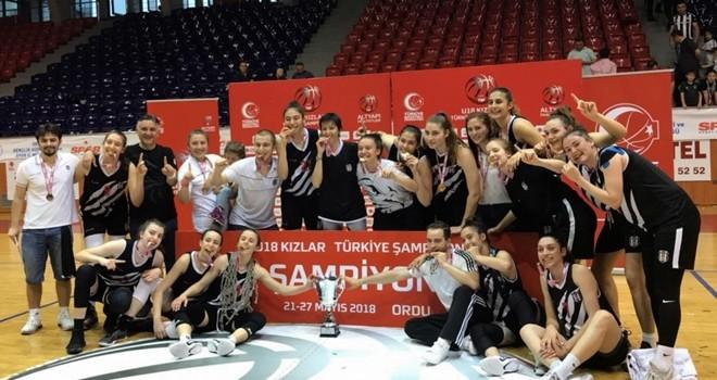 Beşiktaş her alanda zirvede!