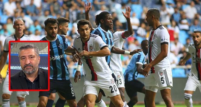 Serdar Sarıdağ: Beşiktaş üstünlüğünü koruyamadı