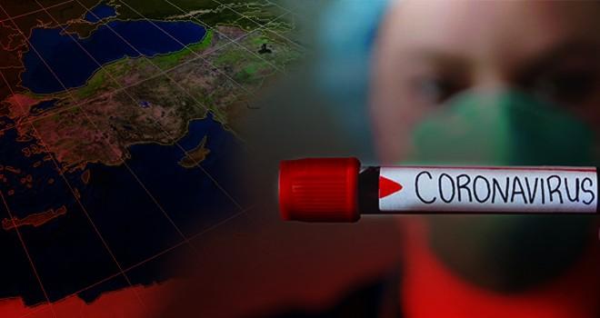 Türkiye'de Koronavirüsü tablosu ağırlaşıyor