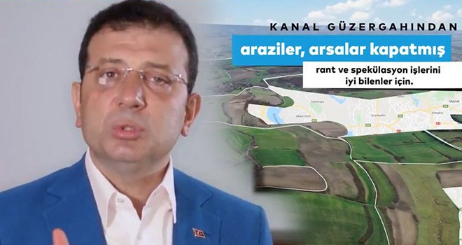 Kanal İstanbul'un zararlarını İBB tek tek açıkladı!
