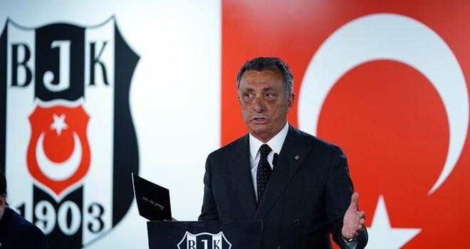 Çebi'den flaş karar! Beşiktaş'ta erken seçim