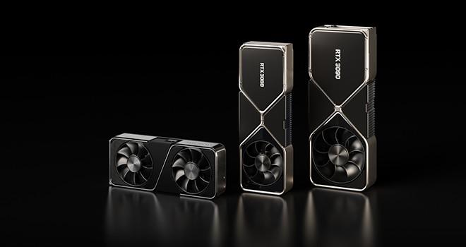 GeForce RTX 30 Serisi ile 2 kat fazla performans ve 1,9 kat daha fazla verimlilik