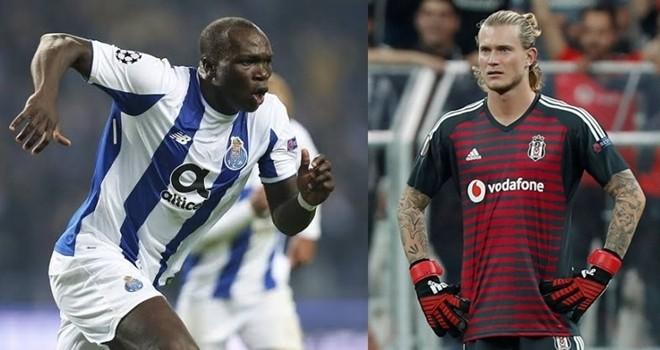 Beşiktaş'tan Aboubakar ve Karius açıklaması