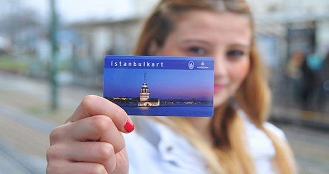 İstanbulkart alışveriş kartı oluyor