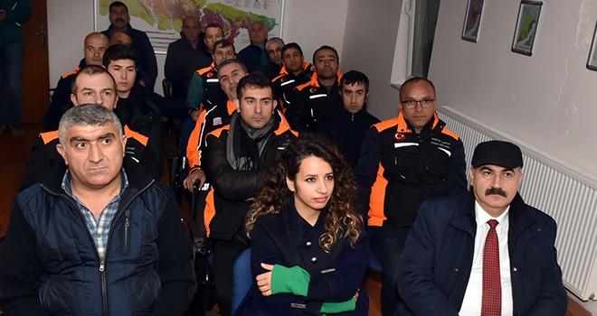 Beşiktaş Belediyesi'nden deprem bölgesine yardım