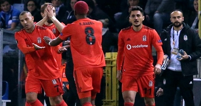 Genk – Beşiktaş maç sonucu: 1-1