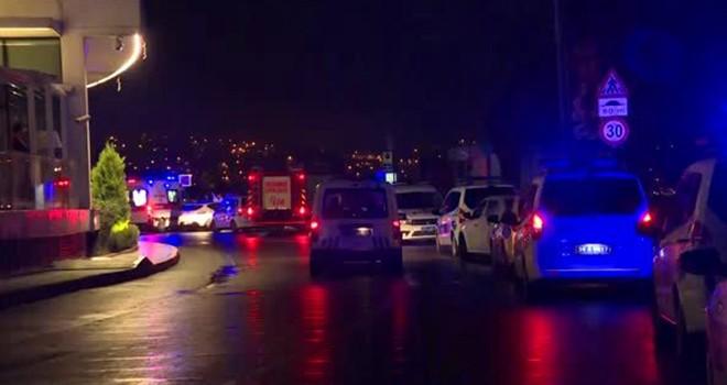 Beşiktaş'a giden minibüs denize uçtu