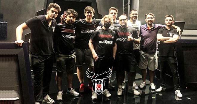 Beşiktaş Espor Takımı, çeyrek finalde!