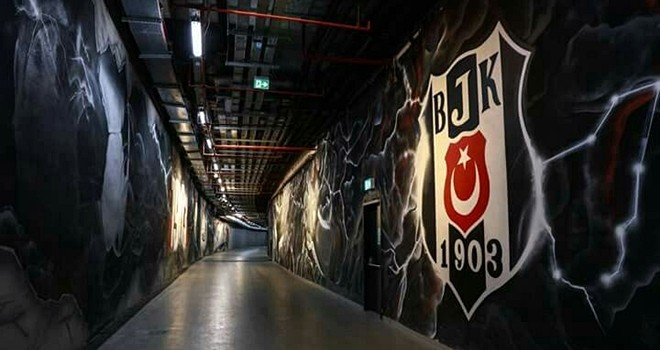 PFDK'dan Beşiktaş'a 24 bin tl ceza