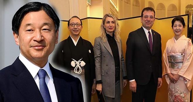 Japonya İmparatoru'nun doğum günü Beşiktaş'ta kutlandı