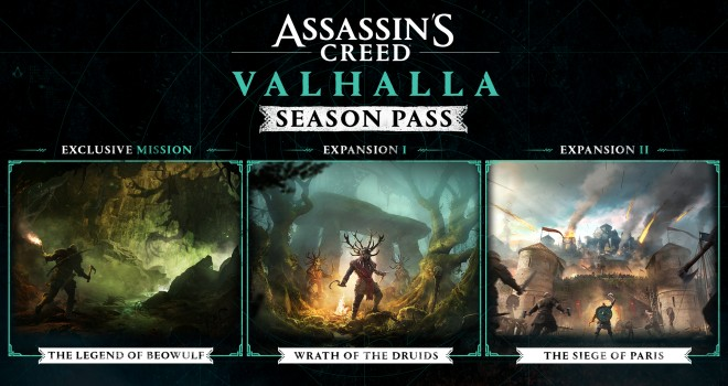 Assassin's Creed ilk DLC inceleme: Wrath Of The Druids