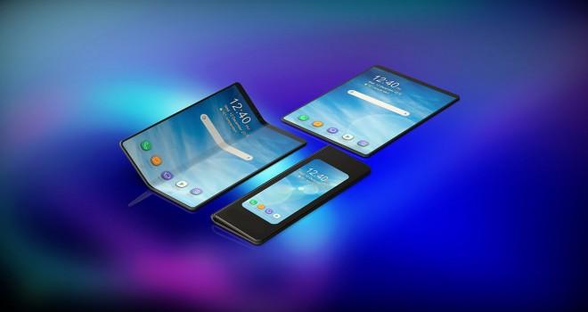 İşte karşınızda Samsung Galaxy Fold