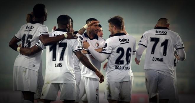 Beşiktaş – Erzurumspor karşı karşıya