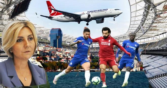 TÜROB Başkanı Eresin Vodafone Park'taki Süper Kupa'ya hazırız