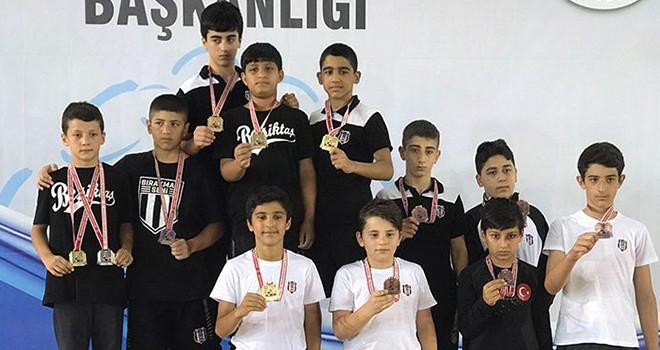 Beşiktaş Güreş Takımı Türkiye şampiyonu oldu
