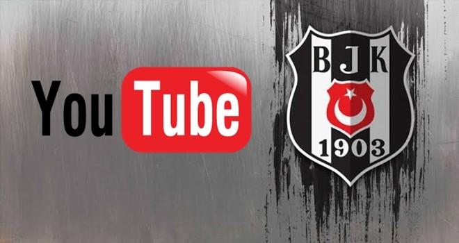 Beşiktaş, YouTube'tan tasarruf edecek