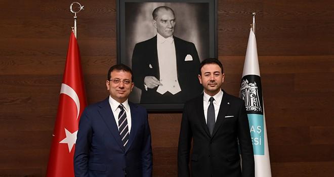 ÖZEL HABER: İmamoğlu Beşiktaş Belediyesi'nde!