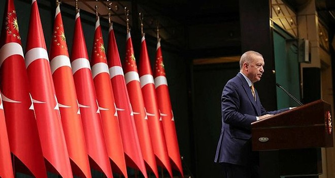 Cumhurbaşkanı Erdoğan'dan yeni normalleşme açıklaması!