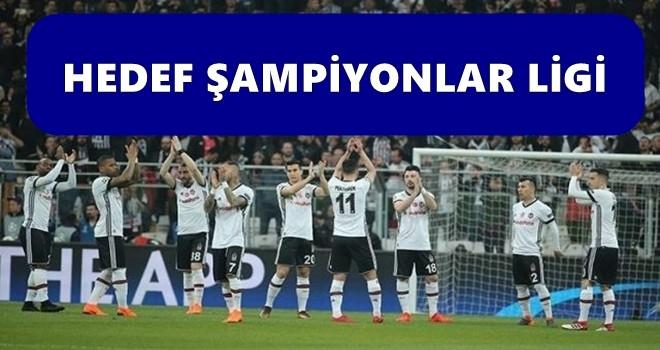Beşiktaş vites büyüttü